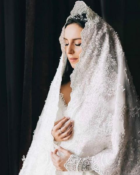 По мусульманскому обряду: свежие фото со свадьбы Джамалы взбудоражили Сеть