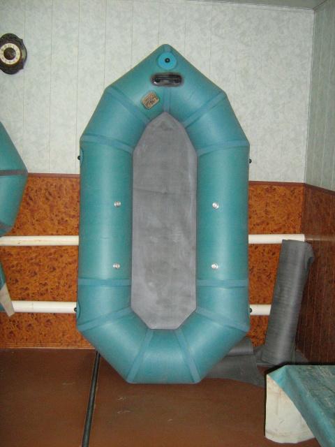 самая легкая лодка самарочка