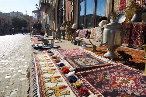Старый новый Баку