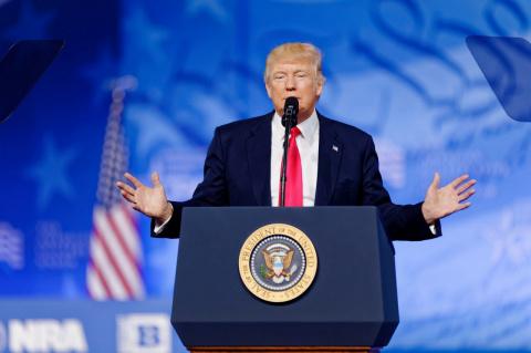 Новости США: Трамп выступил с новыми обвинениями Клинтон