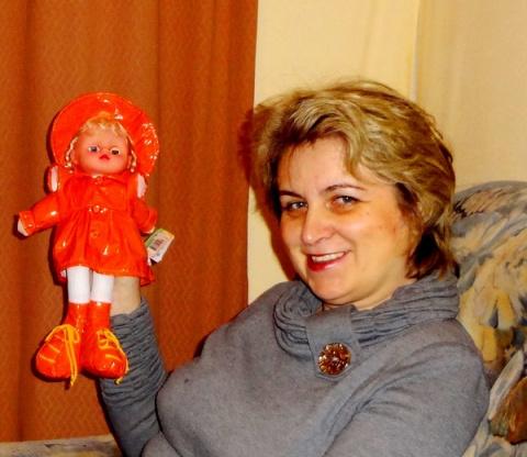 Лариса Багрецова