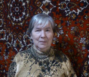 Halida Hasanova (личноефото)