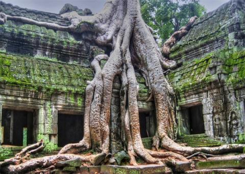 Величайшие древние храмовые комплексы