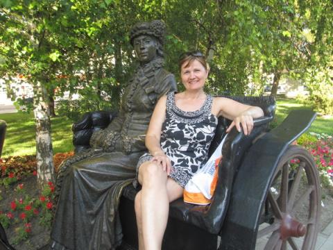 Ирина Великанова
