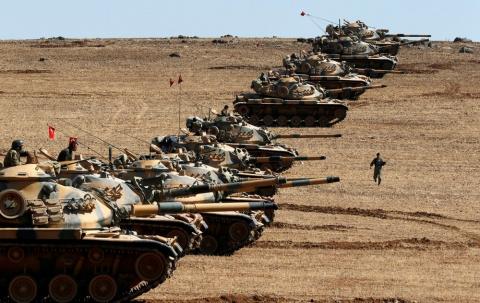 «Черная дыра» сирийской границы