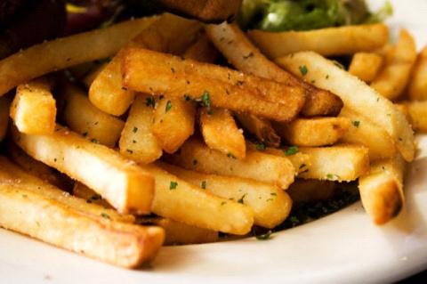 Хрустящая жаренная картошка