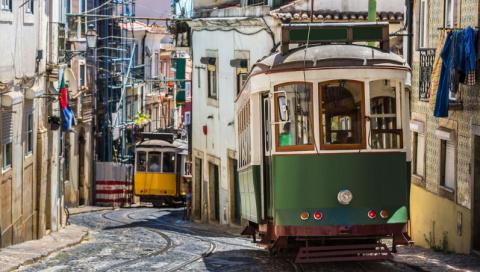 Идеальные выходные в Лиссабо…