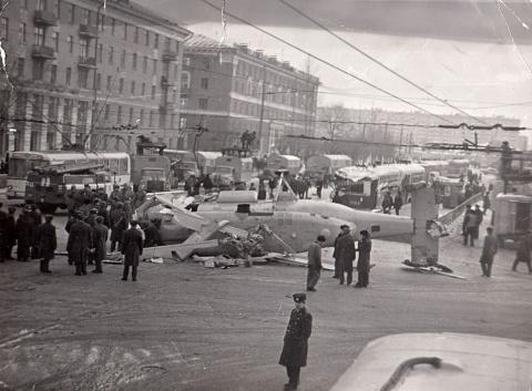 35 лет назад в Казани на оживленный перекрёсток рухнул новейший тогда вертолет Ка-27