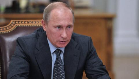 Путин провел ряд кадровых пе…