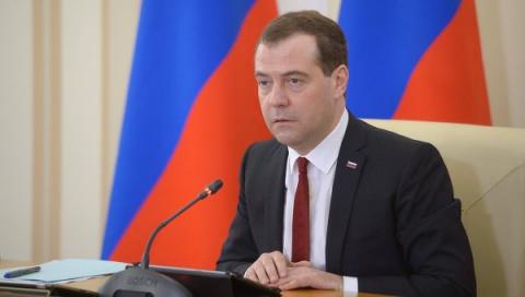 Медведев узнал о преимуществах резидентства в СЭЗ в Крыму