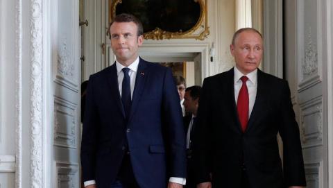 Версальский провал Путина и …