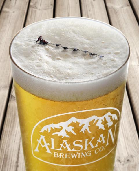 Пиво на Аляске