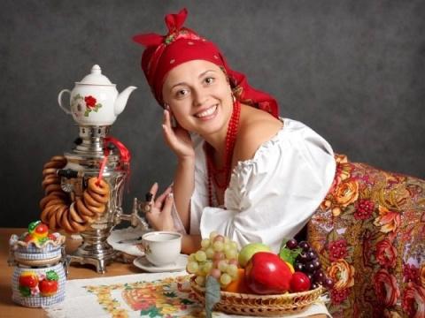 Инстинкт русской хозяюшки