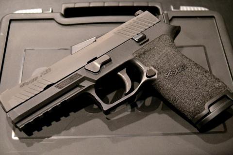 Американский военный пистоле…