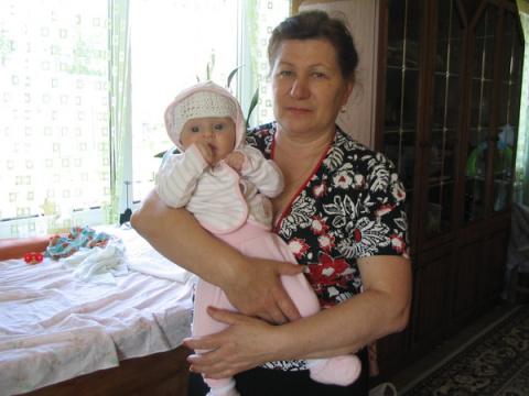 Галина Татьянина