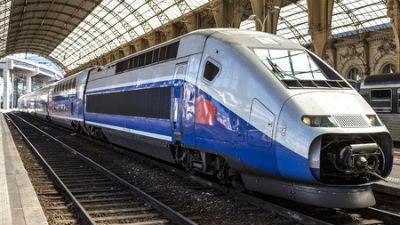 В крушении поезда во Франции…
