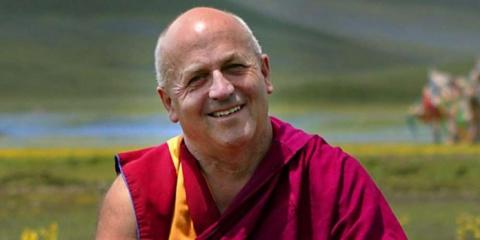 69-летний монах, признанный самым счастливым человеком в мире, рассказал секрет счастья