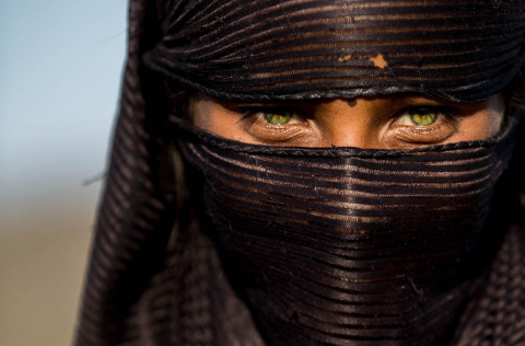 Пронзительный взгляд: самые интересные фотопортреты, где взгляд говорит все