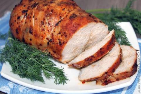 Пастрома из индейки - вкуснейшее мясо для нарезки и бутербродов