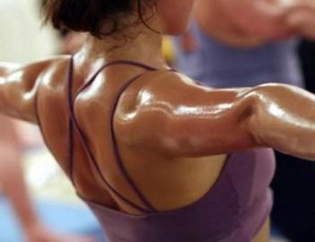 Фитнес: ошибки в тренинге спины и трицепсов.