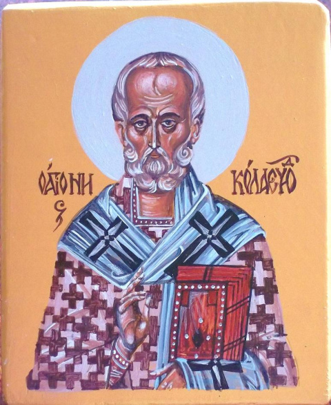 иконы Святого Николая Угодни…