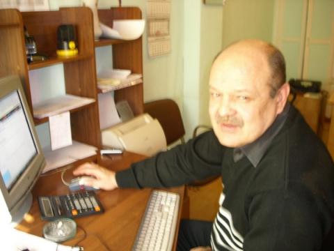 Николай Кошелев