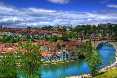 Как Швейцария за 20 лет реши…
