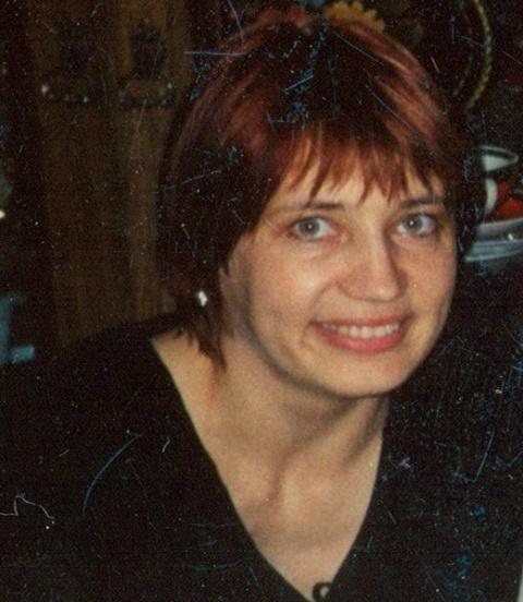 Лариса Глазева (данилова)