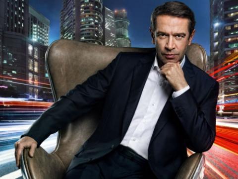 Актер Владимир Машков снялся в рекламе