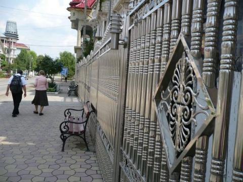 Бузеску — посёлок богатых до…