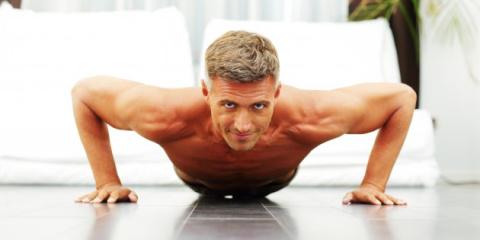 70 жиросжигающих упражнений с собственным весом
