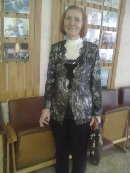 Ольга Гагарина