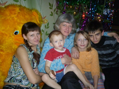 Елена Долгих