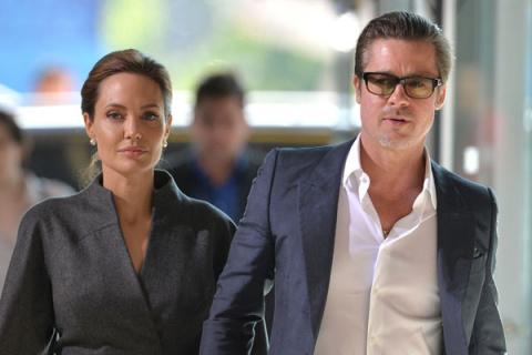 Брэд Питт подает на развод с Джоли