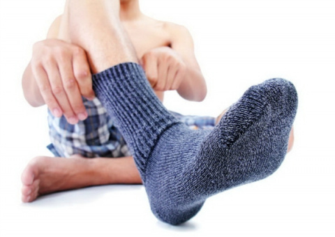Дела житейские. Про носки...