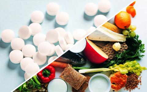 Еда вместо лекарств: вкусно …