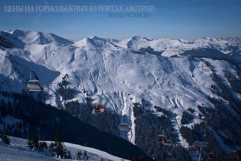 Цены на горнолыжных курортах в Австрии, катание и австрийские развлечения