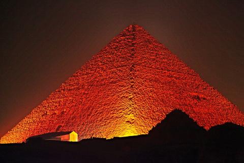 Египетские пирамиды обретут …