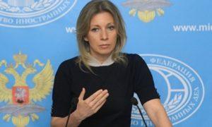 Захарова прокомментировала заявление Госдепа о желании улучшить отношения