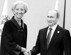 Путин предложил рецепт спасе…