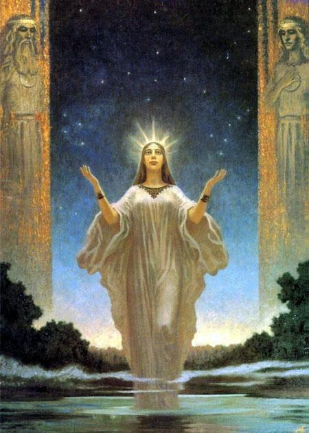 Золотая Баба – богиня Севера, или Тайна Перми Великой и славянской прародины