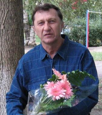 Борис Залозный