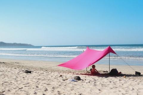 Шатер бедуинов защитит от солнечного зноя