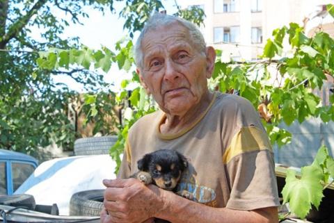 В Ставрополе 93-летний ветер…