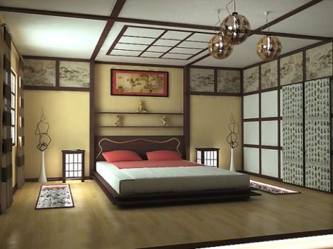 Идеи для многофункциональной спальни