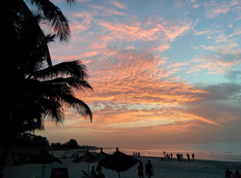 Гамбия. Часть 2