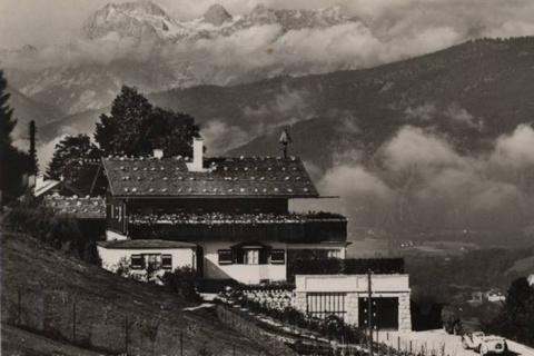 Как выглядела резиденция Гитлера в Баварских Альпах