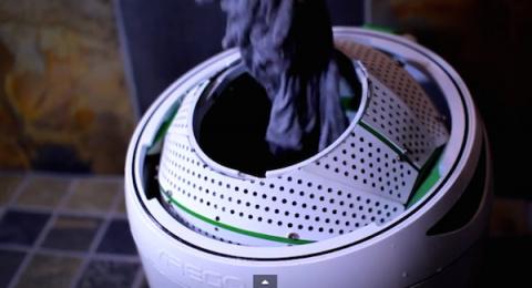 Неэлектрическая стиральная машина Drumi