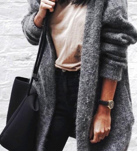 Новые тенденции городской моды — минимализм и комфорт