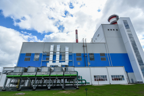 На казанской ТЭЦ-3 запущена новая газотурбинная установка